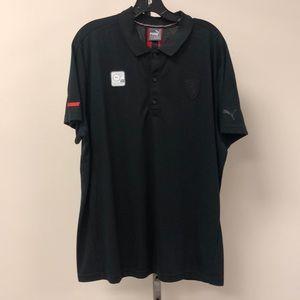 NWT Puma Ferrari XL Men's Polo Shirt